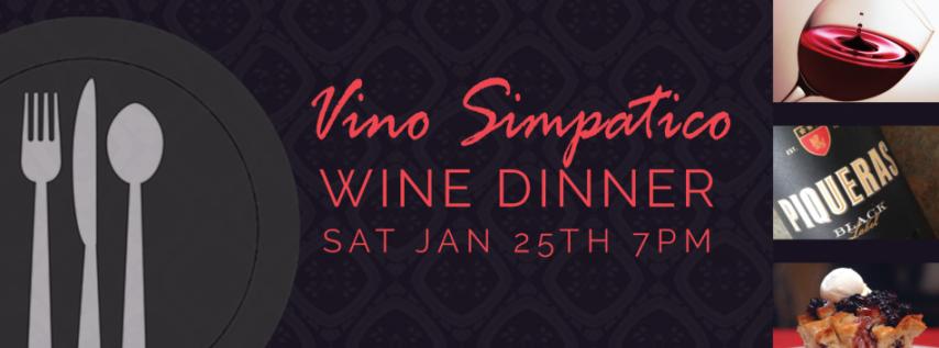 VS Wine Dinner