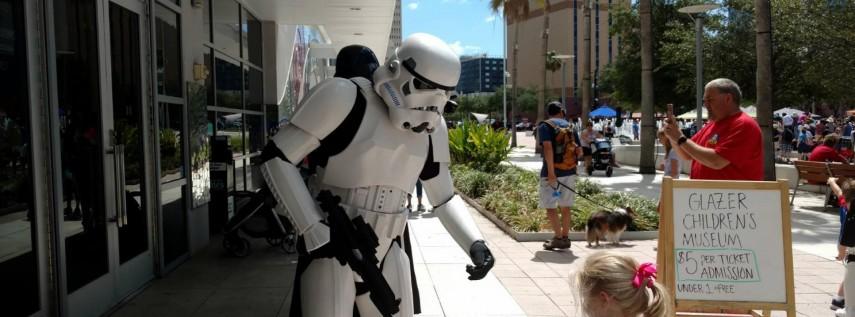 Star Wars Weekend!