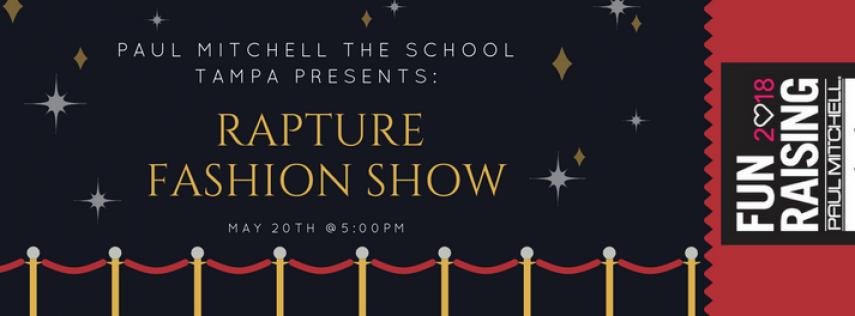 Rapture Fashion Show