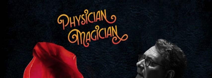 Due to Popular Demand, Dr. Ricardo Rosenkranz Extends The Rosenkranz Mysteries: Physician Magician Through May 27