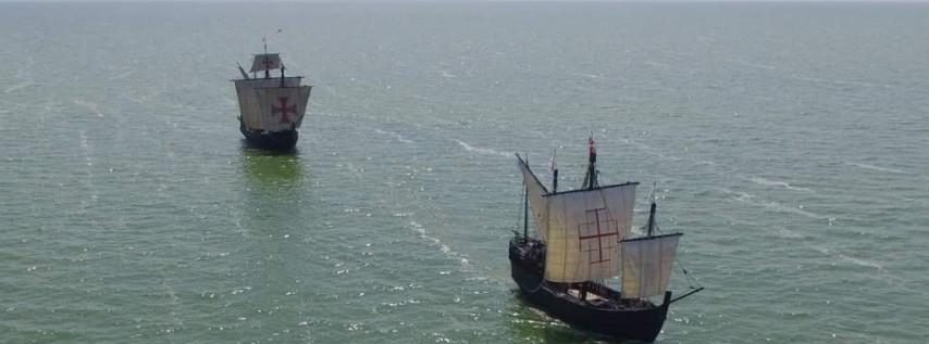 Columbus Ships Nina & Pinta Tours