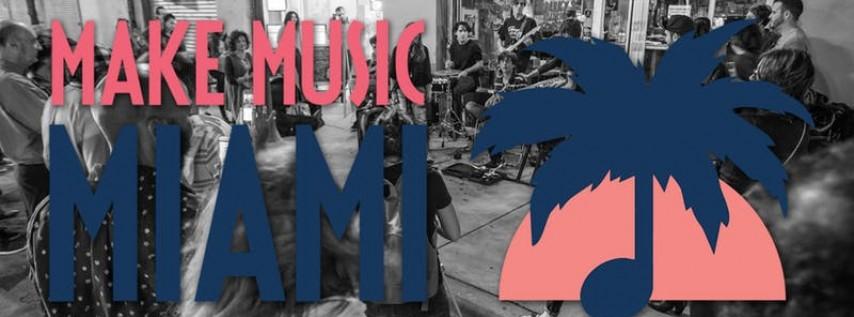 Make Music Miami