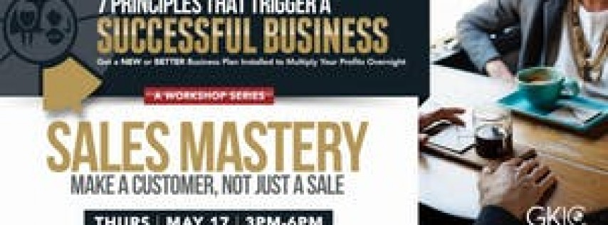 Sales Mastery Workshop (a GKIC Miami Chapter Event)