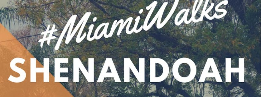 #MiamiWalks: Under the Canopy of Shenandoah's Trees