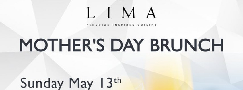 Mother's Day Brunch at Atton Brickell Miami's Lima Restaurant