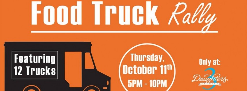 3 Daughters Food Truck Rally