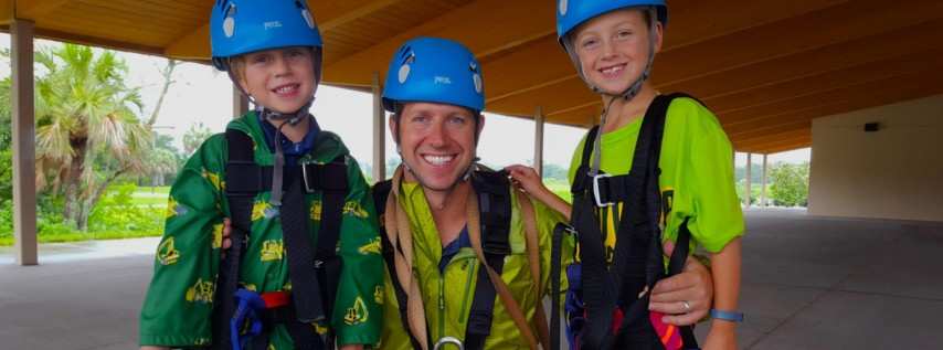 Family Night at Empower Adventures Tampa Bay