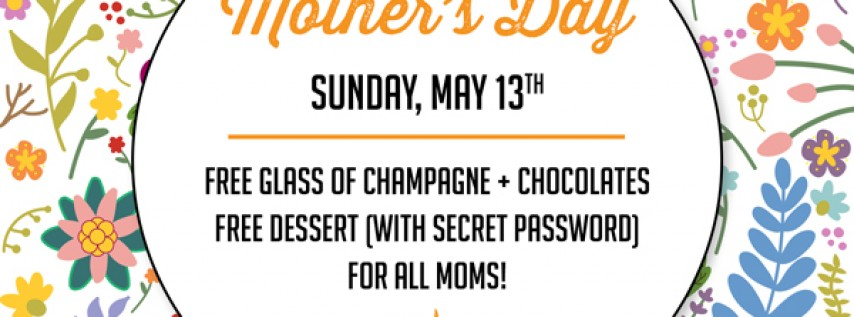 Mother's Day at SuViche