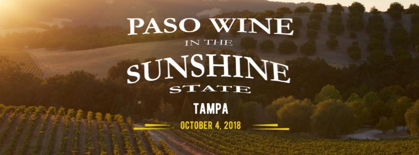 Paso Robles Wine Tasting Event
