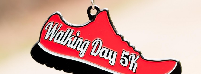 2018 Walking Day 5K-Tampa, Tampa FL - May 20, 2018 - 7:00 PM