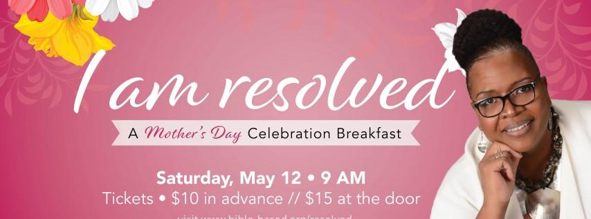 I Am Resolved Women's Breakfast