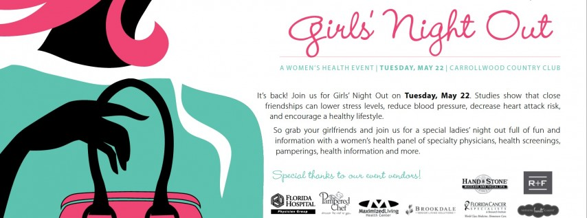 2018 Girls Night Out | A Women's Health Event