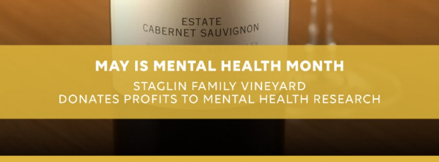 Raise A Glass and Support Mental Health at Perry's Steakhouse & Grille in Oak Brook May 11 through June 30, 2018