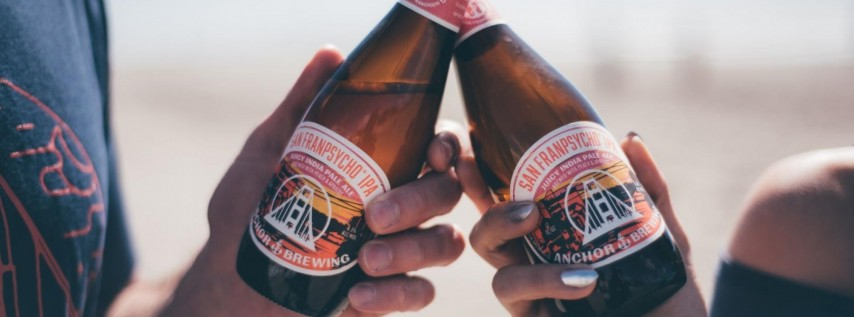 Anchor Brewing Night and San Franpsycho Beer Release at Roque Pub