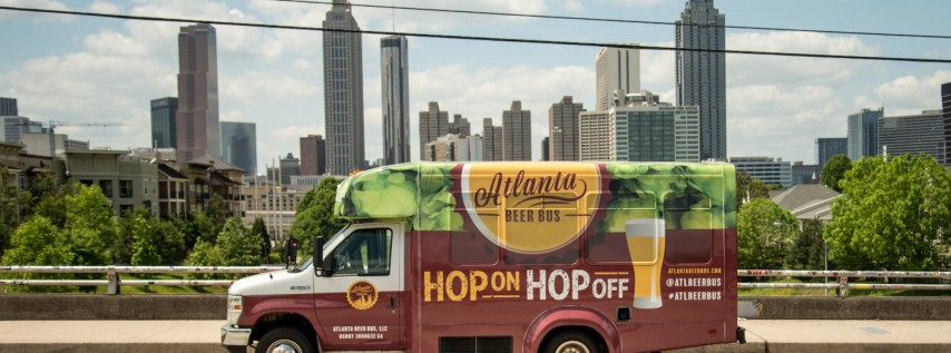 Atlanta Beer Bus Offers Free Rides This Friday