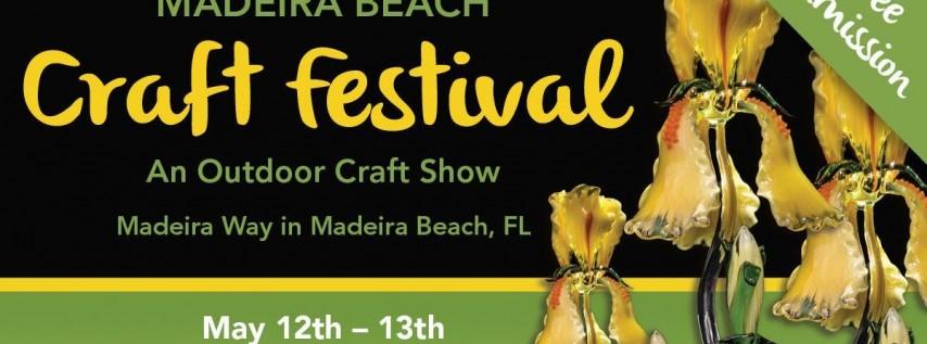 6th Annual Madeira Beach Craft Festival
