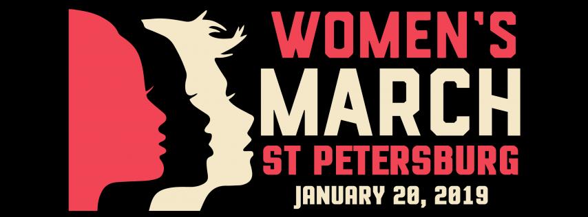 Women's March St Petersburg 2019