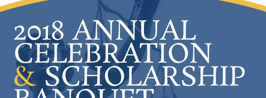 2018 Annual Celebration & Scholarship Banquet