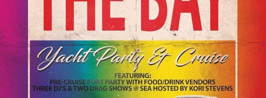 Pride On The Bay Yacht Party & Cruise