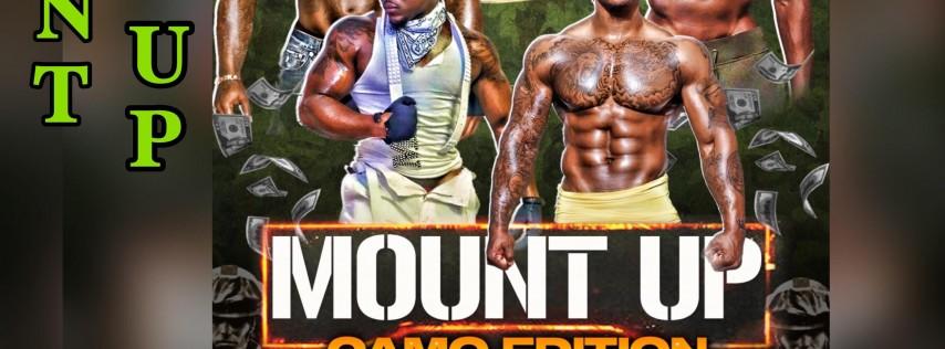 Blk Diamondz Ent presents Mount Up: Camo Edition