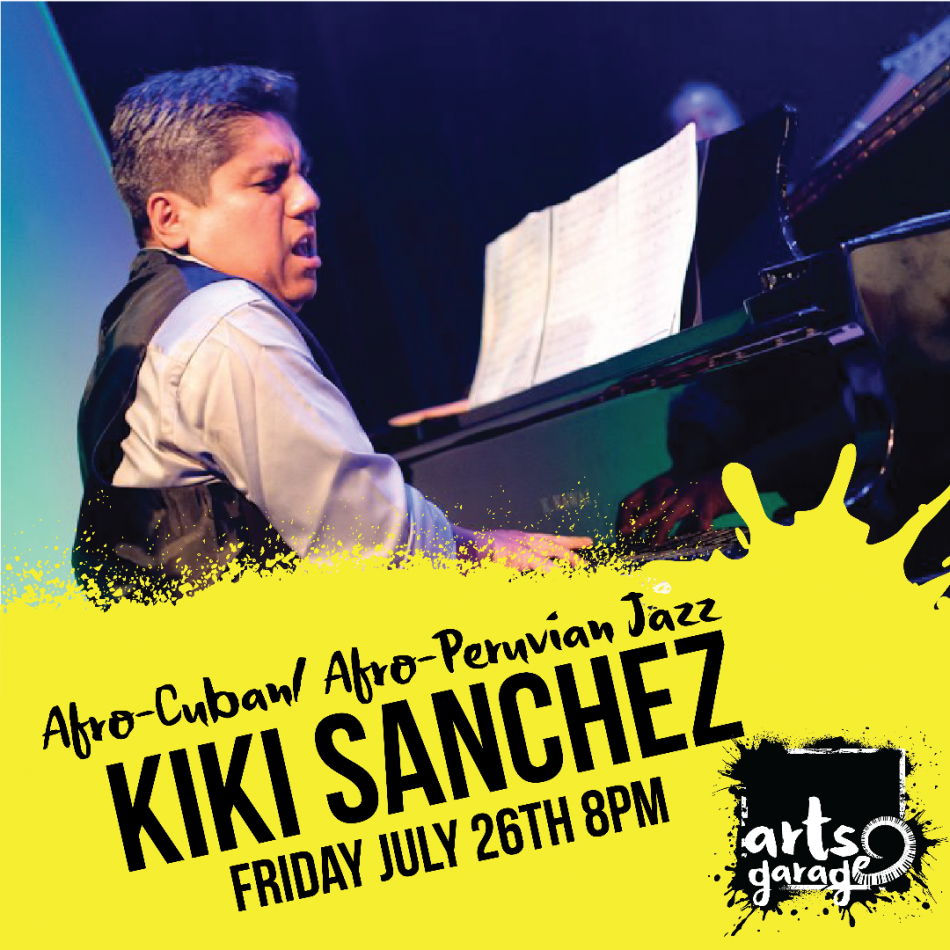 The Kiki Sanchez Jazz Ensemble at Arts Garage