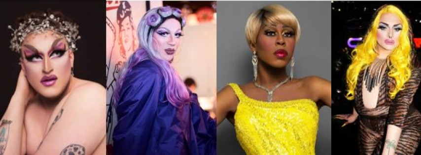 Summer Thursdays: Boston's Best Drag Queens