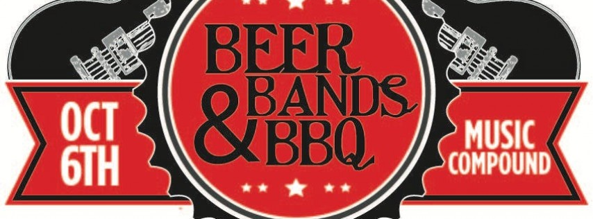 2018 Beer, Bands, and Barbeque presented by Music Compound