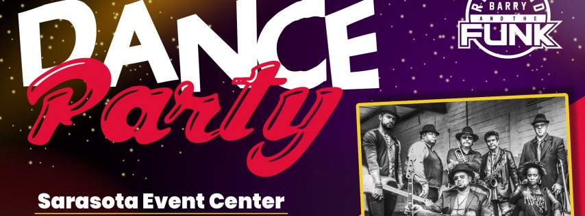 Dance Party! Every Last Saturday at The Sarasota Event Center