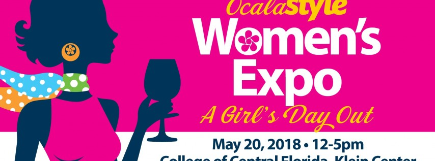 Ocala Style Women's Expo: A Girl's Day Out