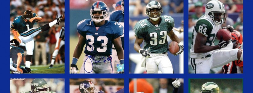 NFL Pros Youth Football Camp with Ron Dixon & Friends- World Sports Alumni