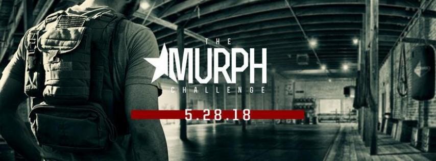 2018 Memorial Day Murph and Cookout