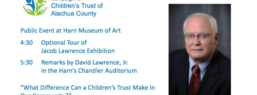 Campaign for Children's Trust - Harn Museum Event