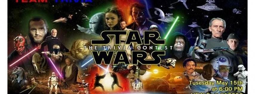 TRIVIA WIDE AREA EVENT: STAR WARS