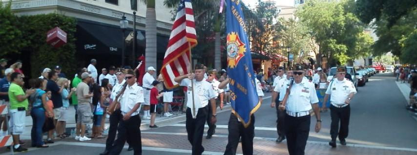 Sarasota Memorial Day Parade