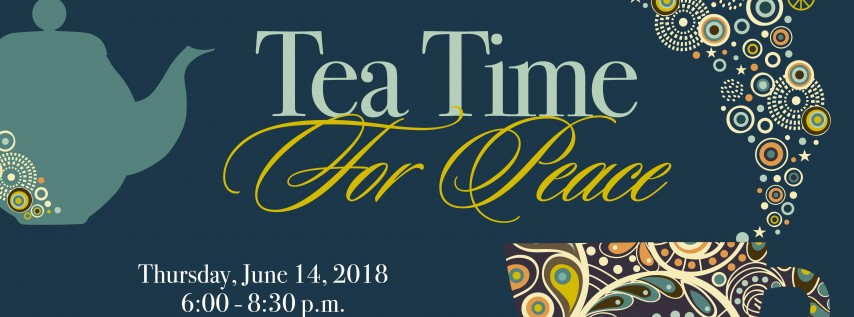 Tea Time For Peace