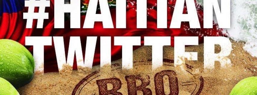 Haitian Twitter BBQ