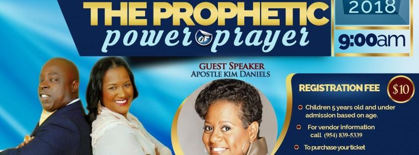 Empowerment Breakfast: The Prophetic Power of Prayer
