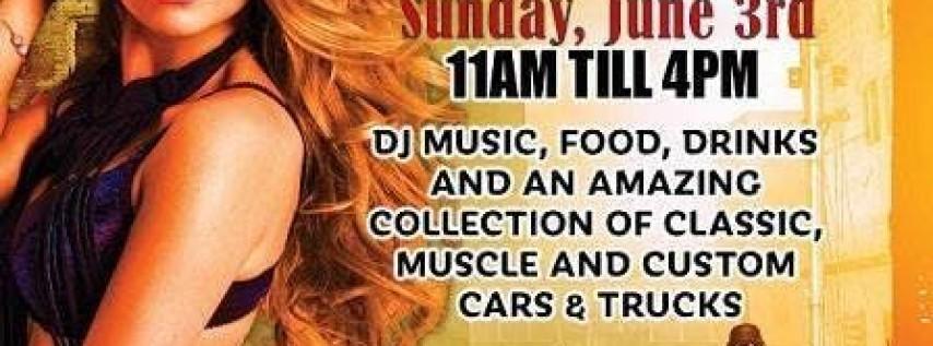 NEW DATE!! 12th Annual Car & Truck Show Cheetah Hallandale