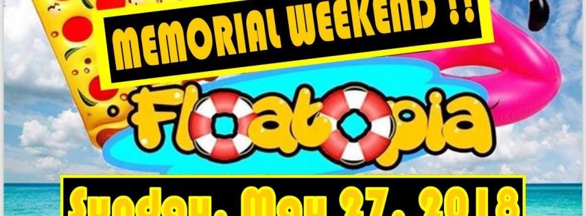 Floatopia Memorial Weekend