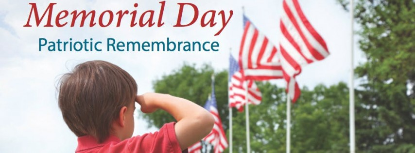 Memorial Day Patriotic Remembrance 2018 at Vista Memorial Gardens