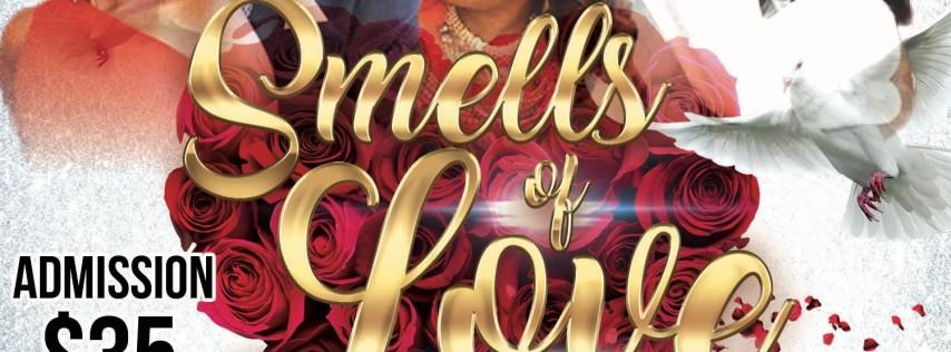GRANDE PREMIERE of SMELLS of LOVE
