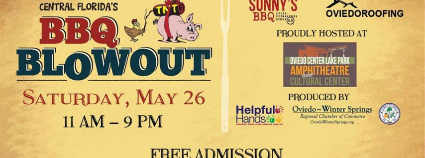 Central Florida's 6th Annual BBQ Blowout