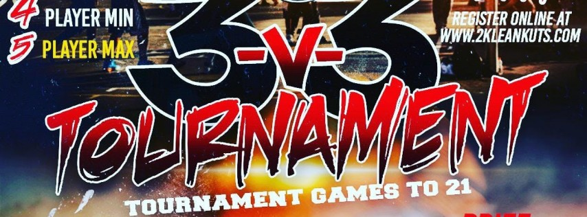 3-V-3 Basketball Tournament
