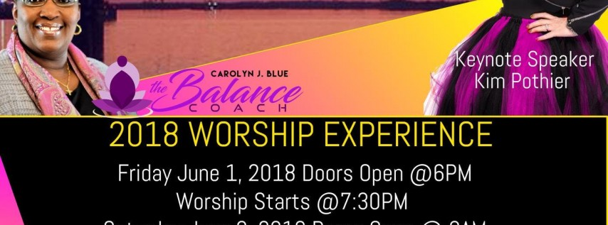 Release It Worship Experience Conference