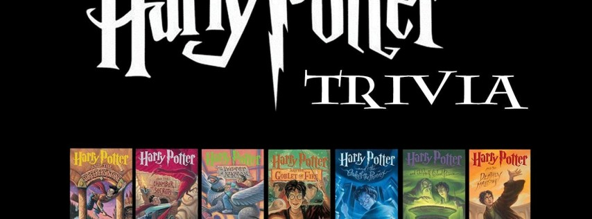 Harry Potter Trivia (Books) @ Uptown Brewing Company