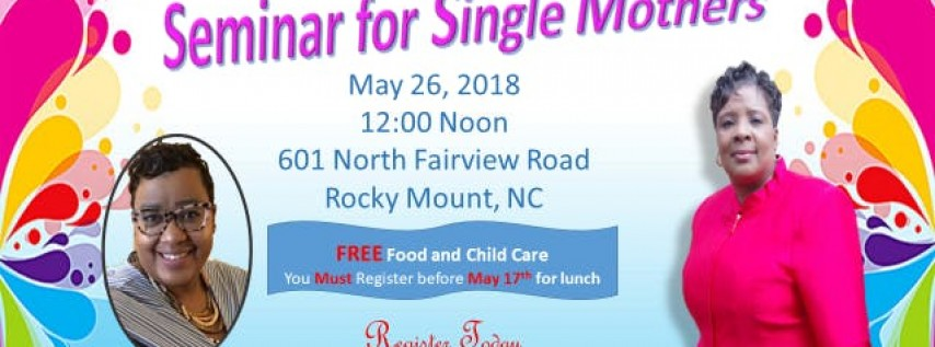 Seminar for Single Mothers