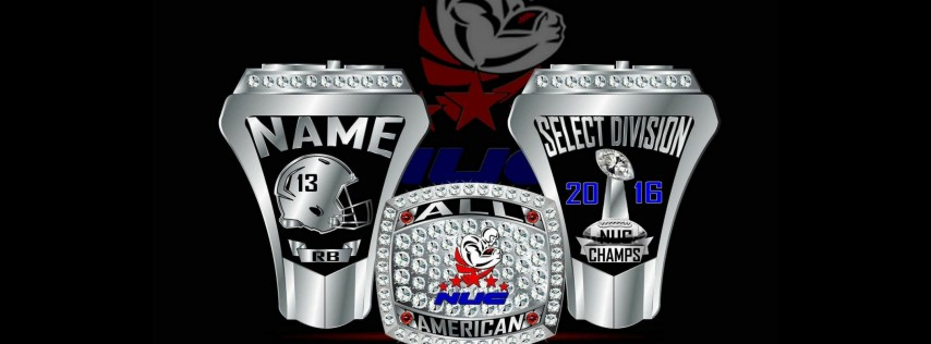 NUC All American Game Championship 2018 Ring Order Form