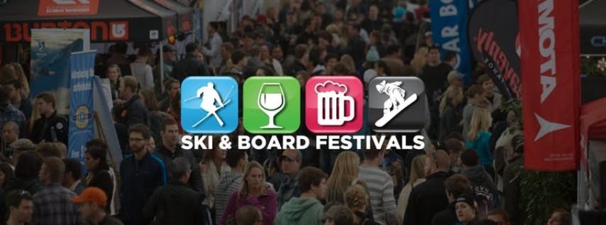 2018 San Francisco Ski & Snowboard Festival