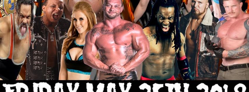 Atomic Wrestling Entertainment - Malice and Mayhem