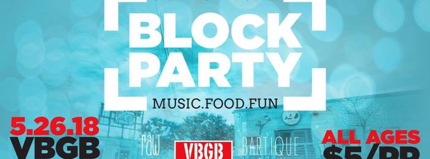 Charlotte's Big Block Party